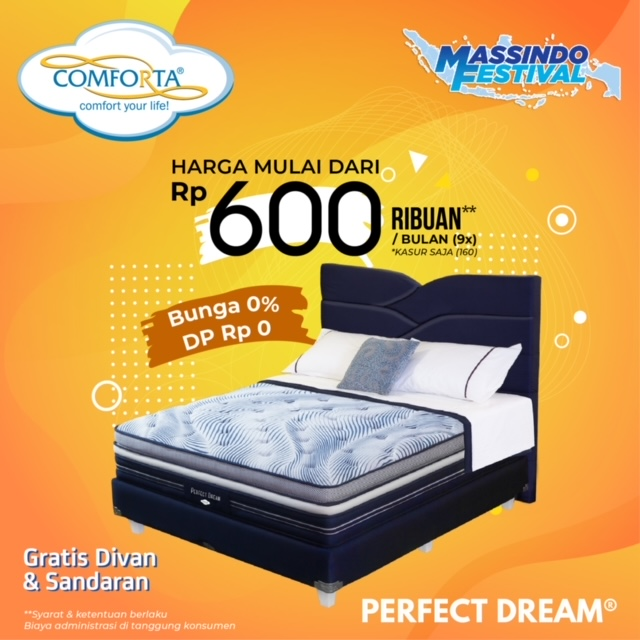 Comforta UNTUK WEB_Perfect Dream