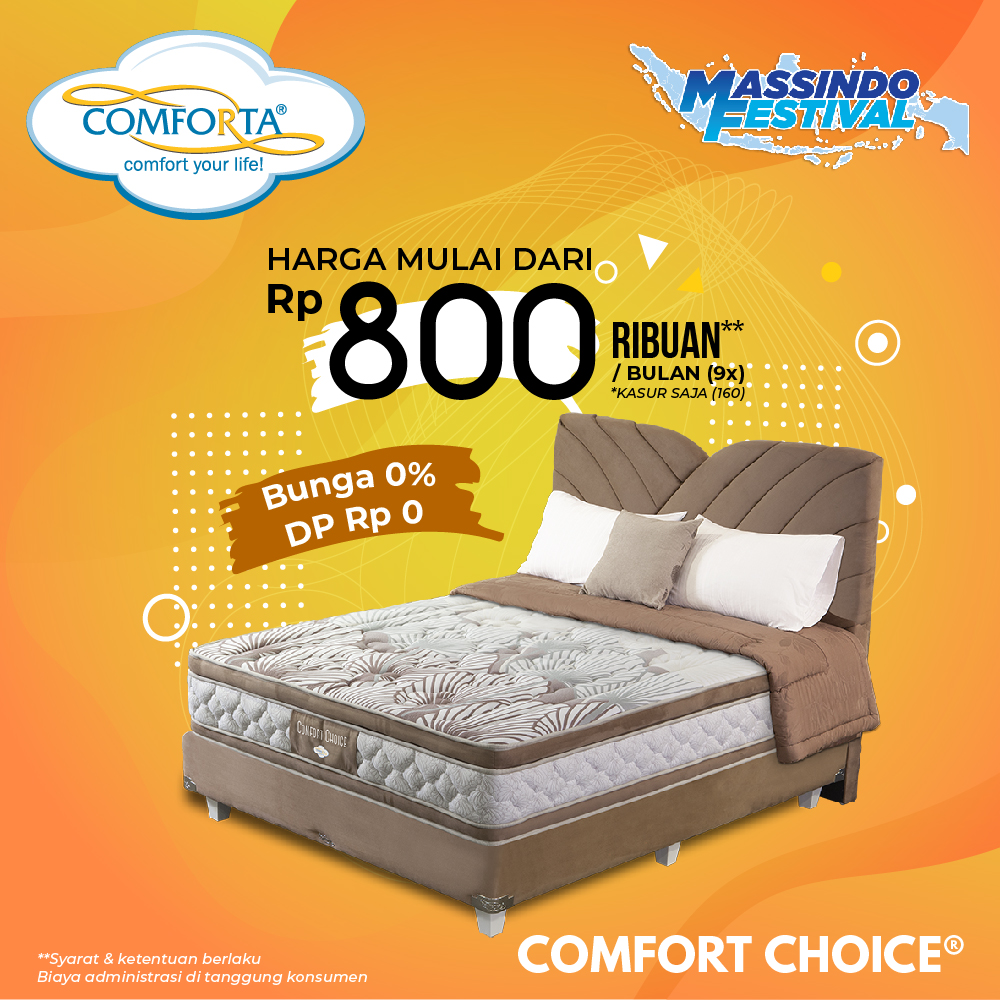 Comforta web_Comfort Choice