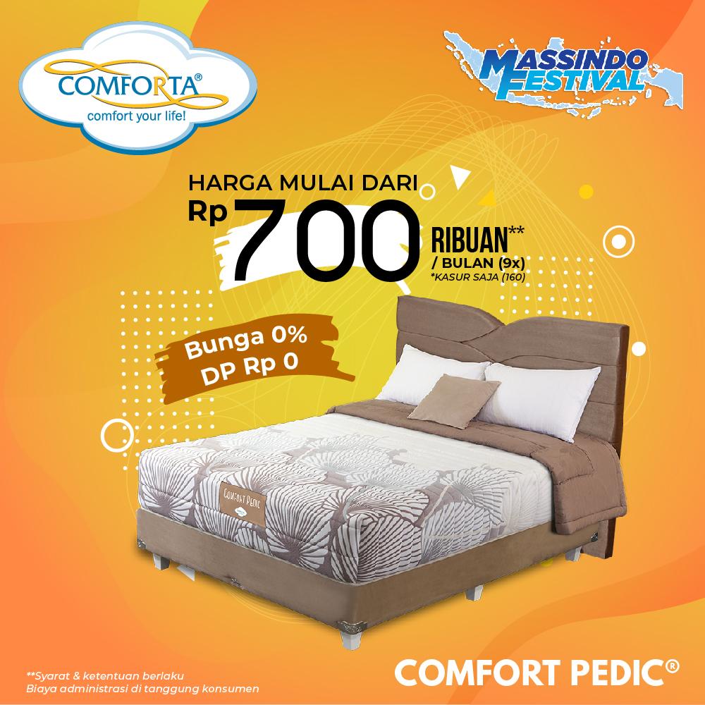 Comforta web_Comfort Pedic