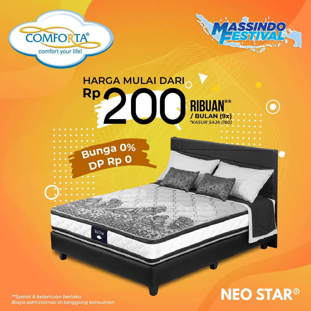 Comforta web_Neo Star