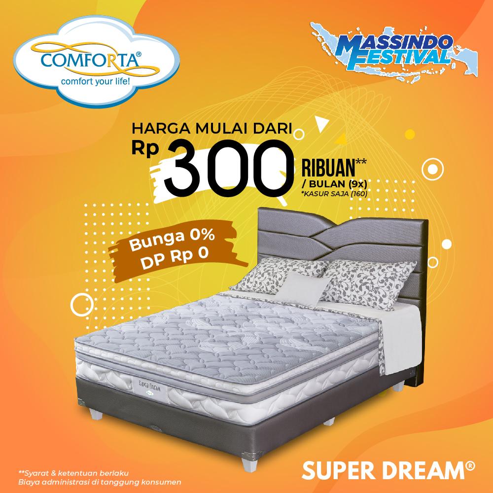 Comforta web_Super Dream