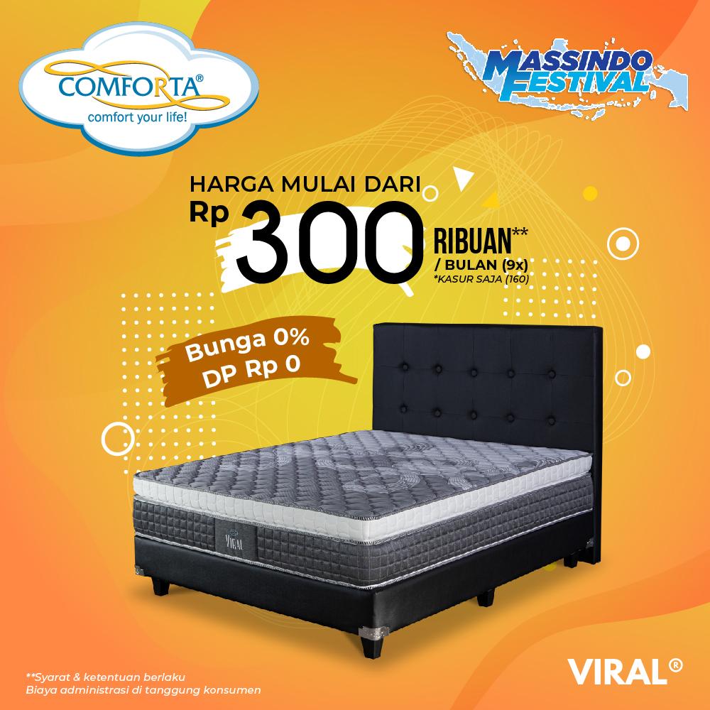 Comforta web_Viral
