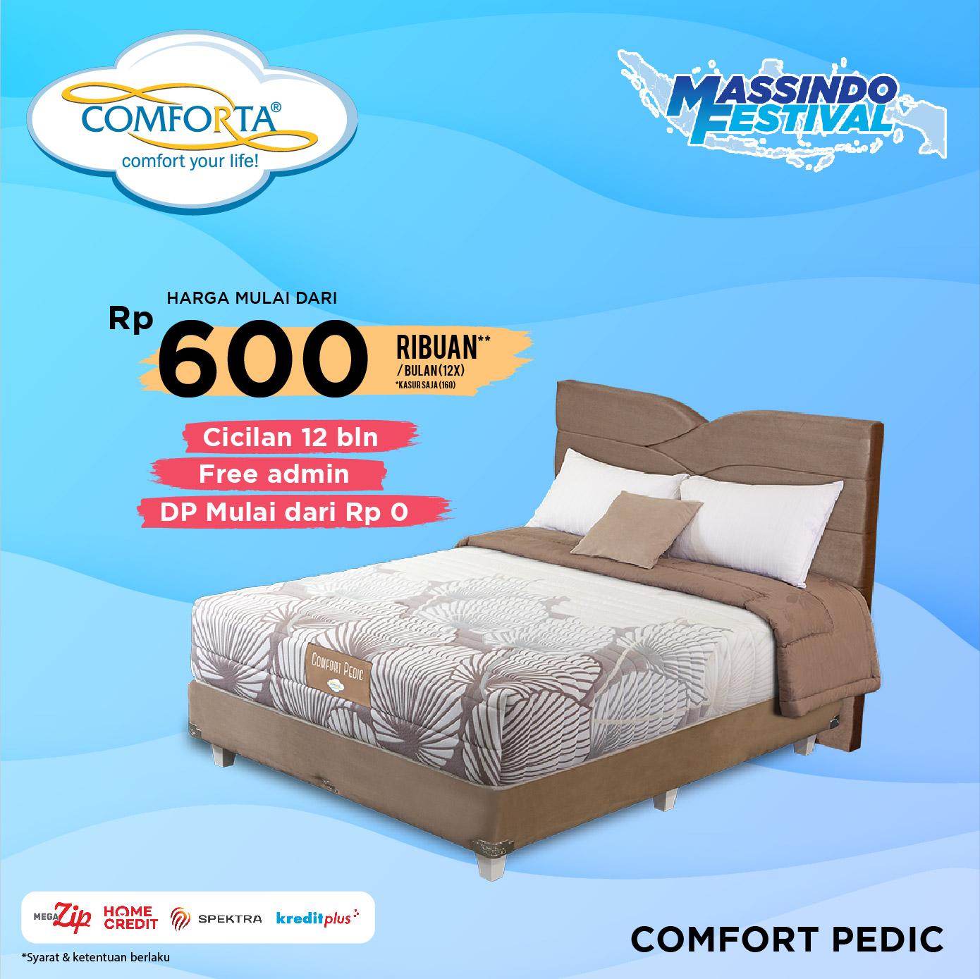 MS FEST_Comfort Pedic